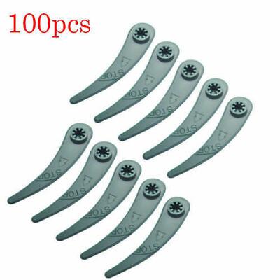100x Durablade Kunststoffmesser für Bosch Art23-18Li Art26-18Li 1083-B3-0009 DHL