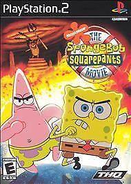 spongebob the movie ps2