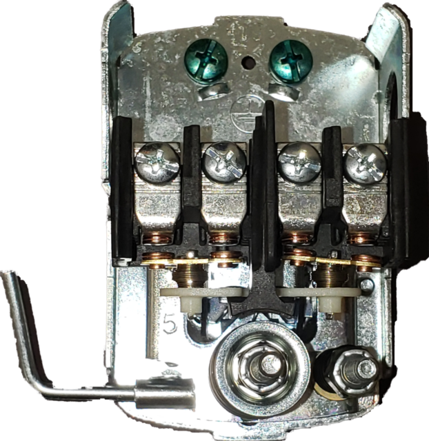 Square D by Schneider Electric 9013FSG2J24M4 Air-pump Pressure Switch NEMA 1 4 for sale online
