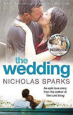 1 of 1 - The Wedding, Sparks, Nicholas, New Book