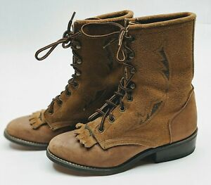 Vintage Laredo Womens Boots Size 5M