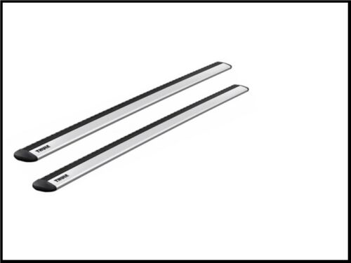 NEXT GENERATION THULE EVO ROOF BARS ALUMINIUM WING BARS VOLVO XC90 5DR SUV 02-14