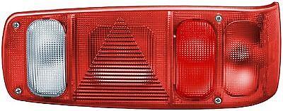2VP 341 419-107 Hella Heckleuchte rechts CARALUNA II Chromium Dreieck-Rückstrahl