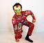 Kinder-karneval-Cosplay-Kostuem-Captain-America-Spiderman-Batman-maske-Kit-Suit Indexbild 12