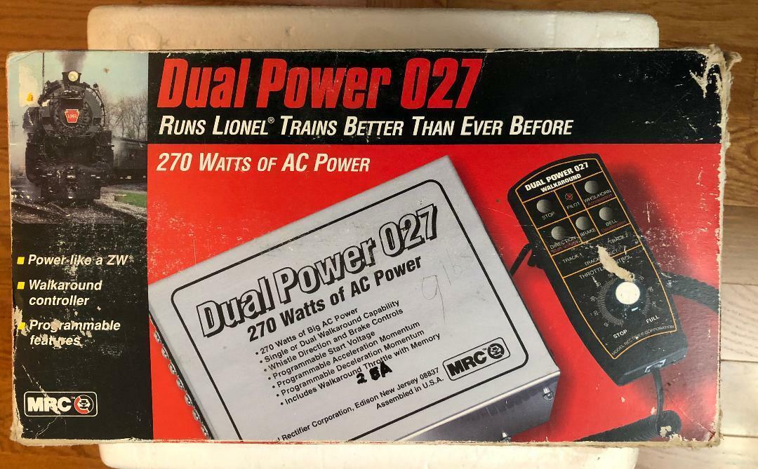 MRCデュアルパワー027変圧器電車変圧器