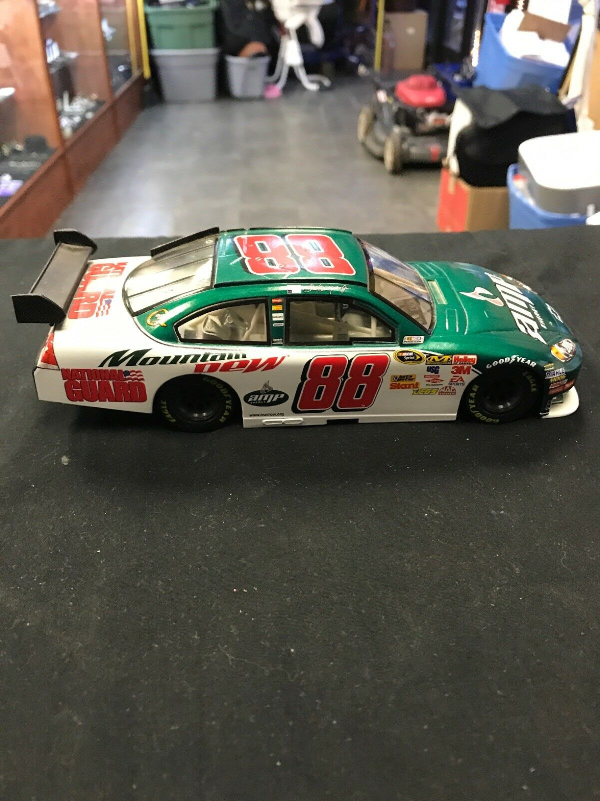 National Guard Mountian Dew Die Cast