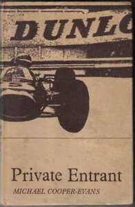 Private-Entrant-by-Michael-Cooper-Evans-Motoraces-Book-Club-No-20-1966