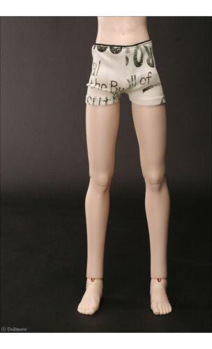 Big Text Ivory Dollmore 1//3 BJD outfits underwear SD BOY trunk span panty