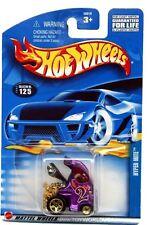 2002 Hot Wheels #125 Hyper Mite 0910 crd white HW Logo