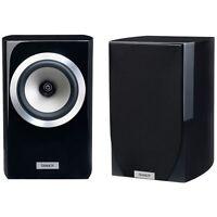 Tannoy Mercury Precision 6.1 Bookshelf Speakers (pair) (gloss Black) Rrp $2199