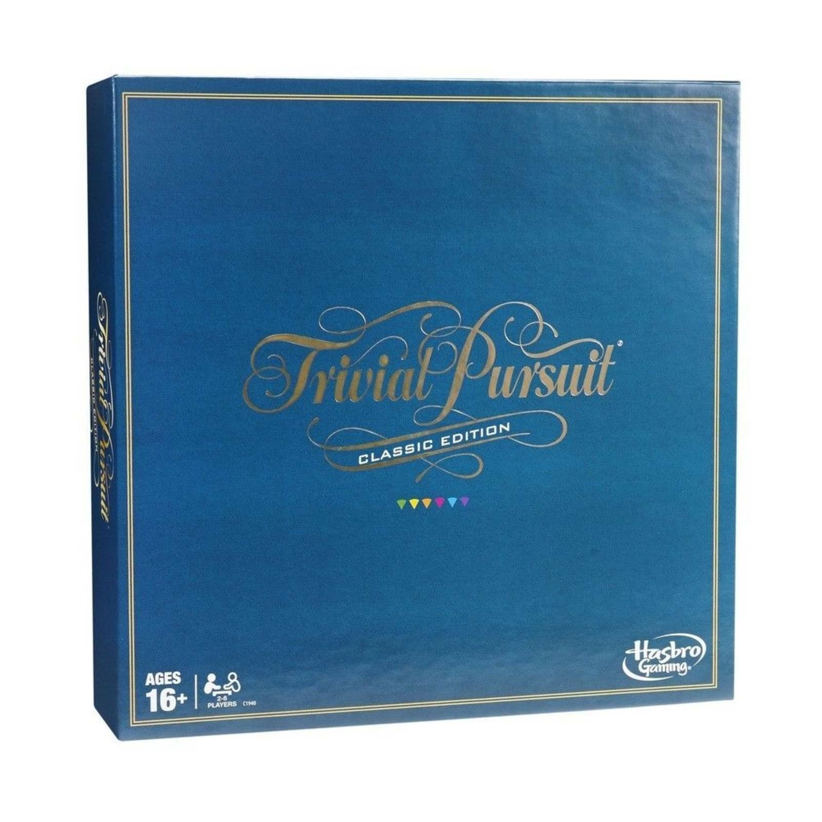 Trivial Pursuit Classic (2017) Edition By Hasbro