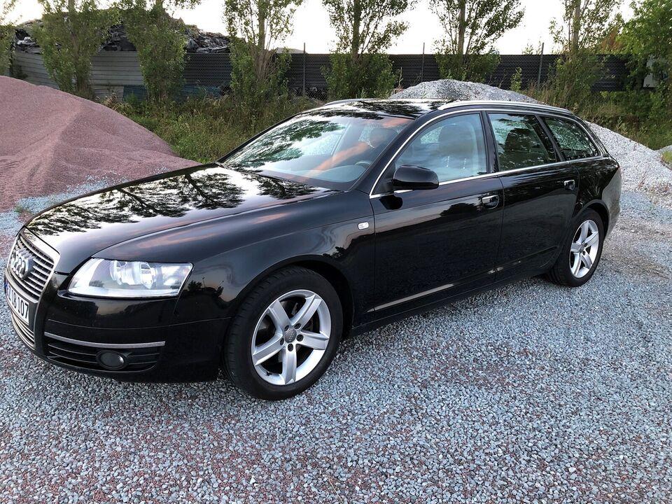 Audi A6, 2,0 TDi 140 Avant, Diesel