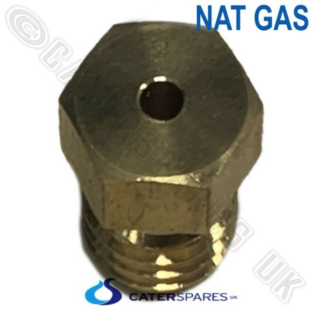 1X Pitco P6071340 Serie Sg 14 Gas Natural Chips Freidora Inyector Orificio Jet