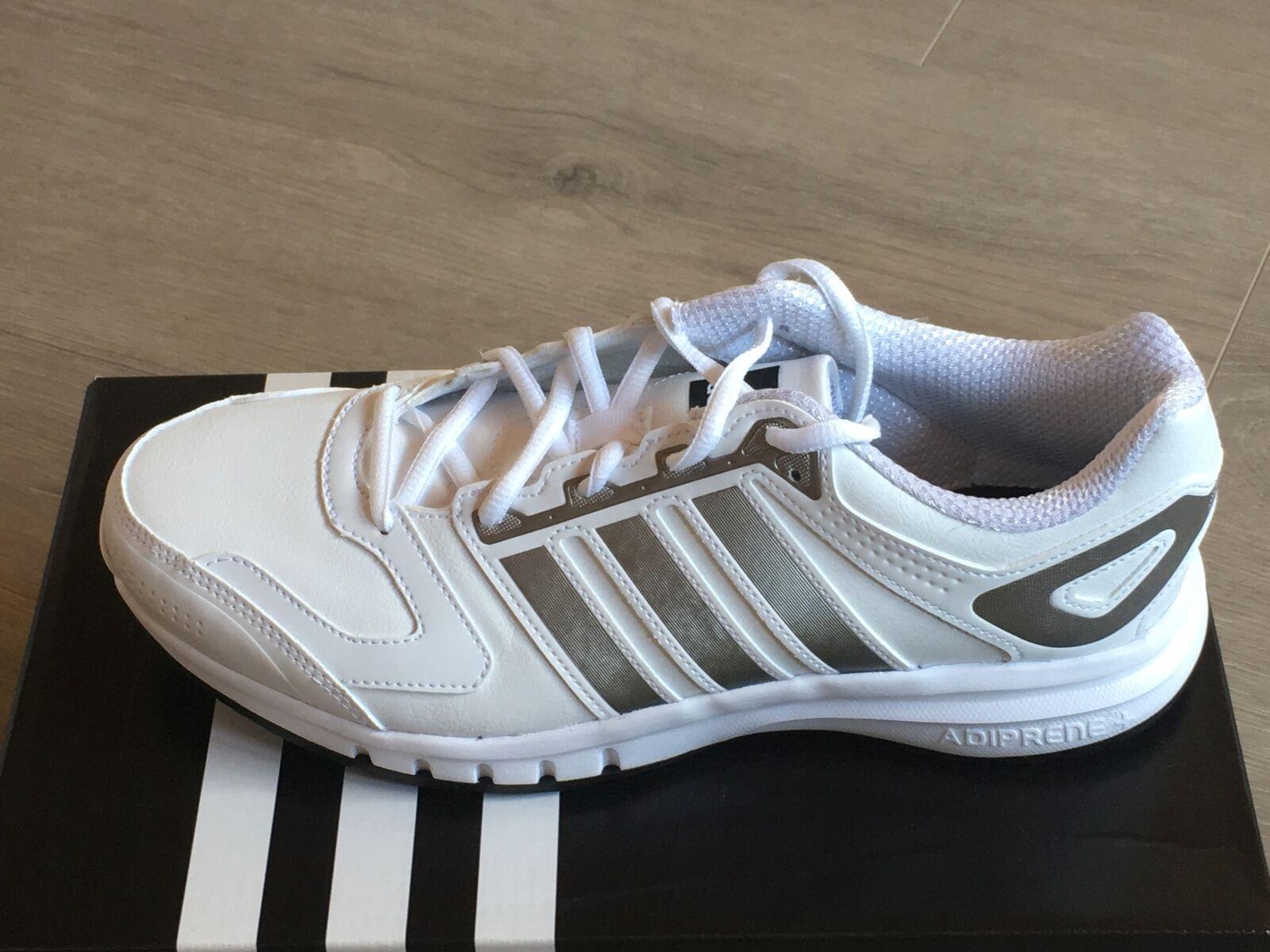 Adidas Galaxy lea m hombre blancoo-plata zapatillas cortos zapatos aerobic m21899