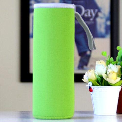 Fashion Sport Insulator Bag Neoprene Pouch Holder Carrier Water Bottle Cover