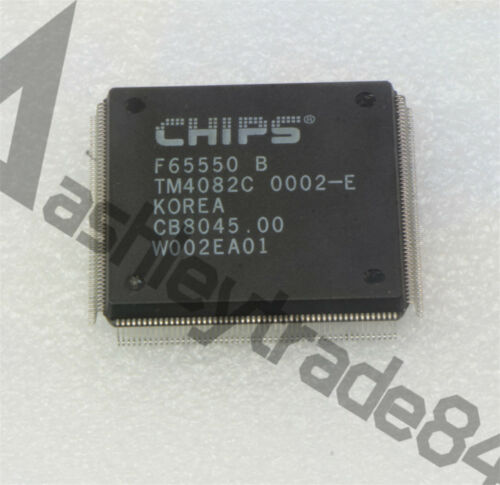 1PCS F65550B QFP-208 17 ELECTRICAL SPECIFICATIONS