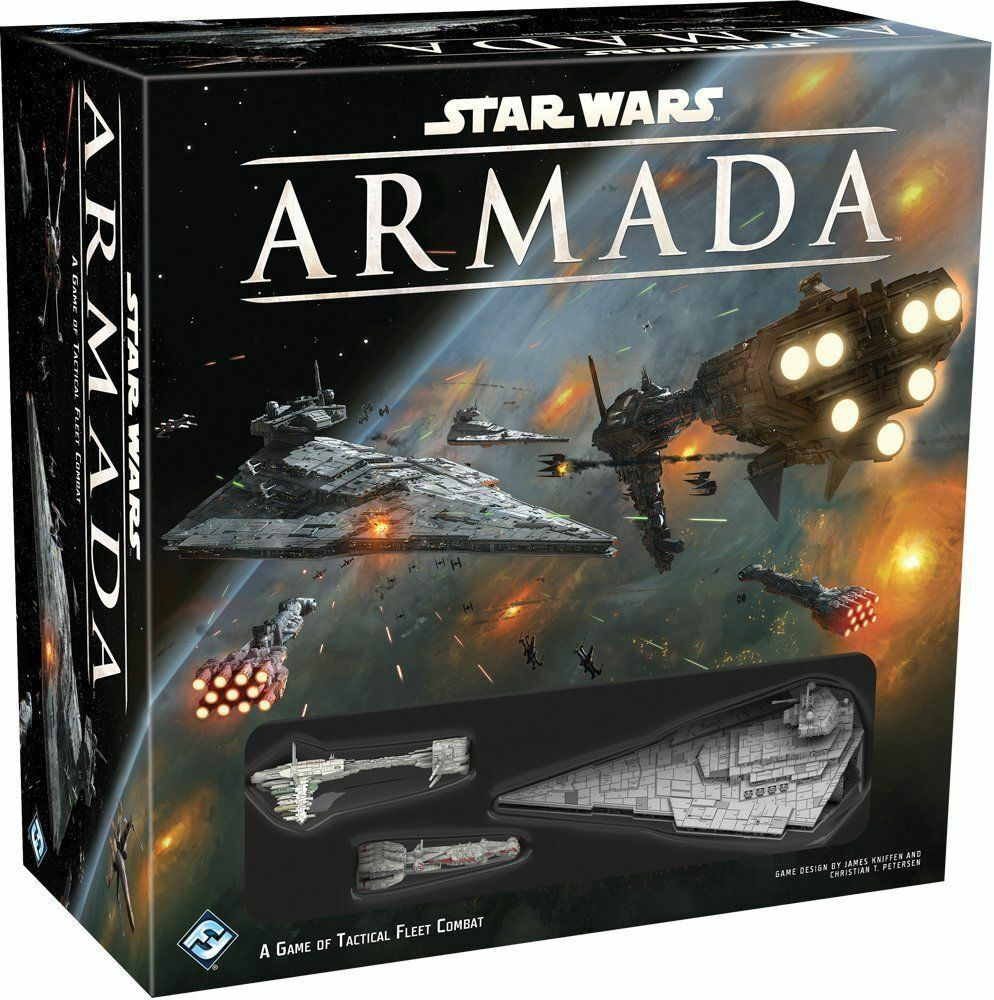 Star Wars Armada Core Box NEW SEALED Free Shipping NIB