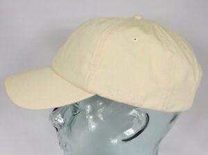 Stetson Rector Baseball Cap Cap Cap Beige Cotton Sun Guard New 71 ... c5173bac7f2
