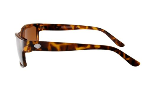 Harley Davidson Sunglasses HD0117V 52E Brown Camo Brown