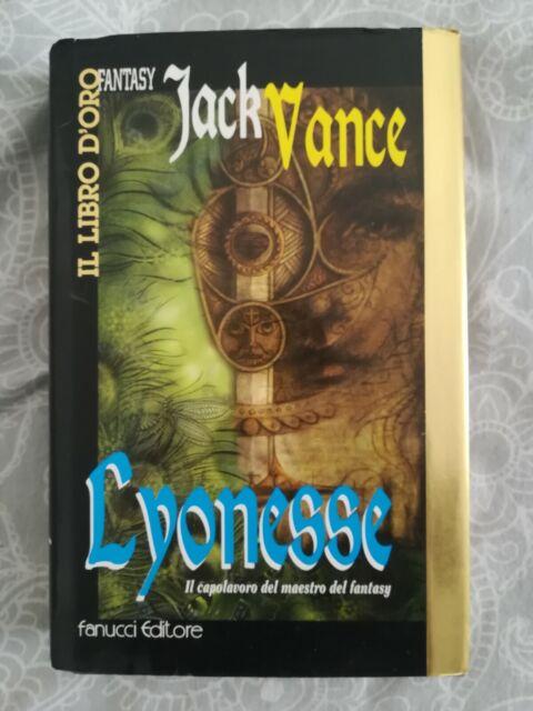 LYONESSE - IL LIBRO D'ORO, Jack Vance, 1999