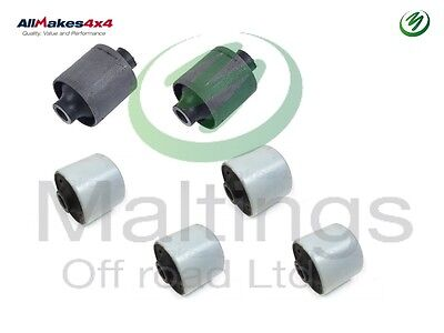 RBX101680 Front Radius Arm Bush Set to axle Land Rover Discovery 2