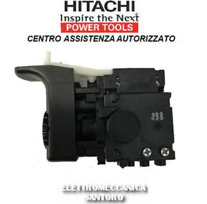 INTERRUTTORE DI RICAMBIO PER TRAPANO ELETTRICO DM20V HITACHI