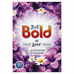 Bold-2-in-1-Lavender-amp-Camomile-Lenor-Fresh-Washing-Powder-Detergent-40-Washes