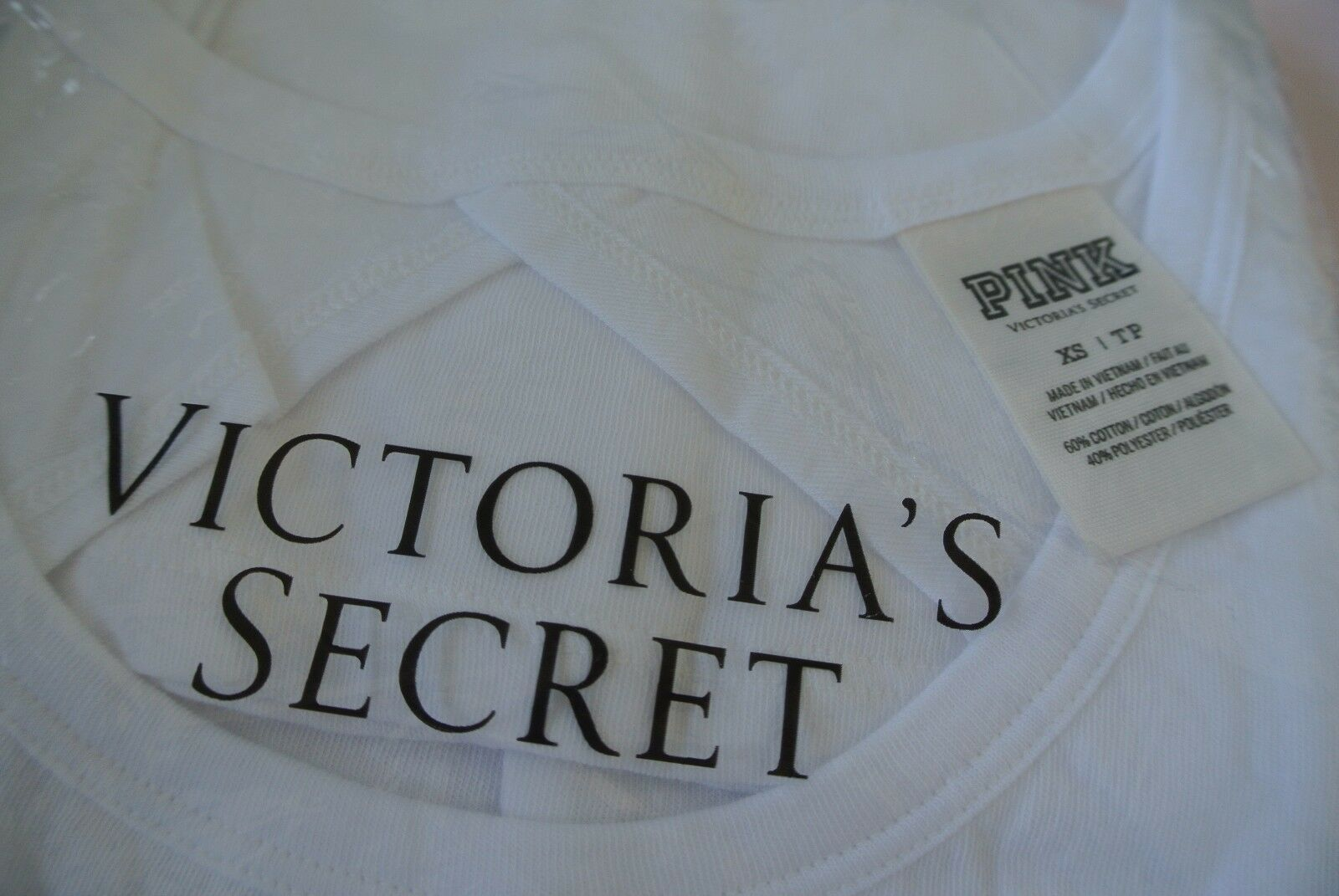 VICTORIA'S SECRET PINK PINK PINK LIMITED EDITION PERFECT ZIP HOODIE, CAMPUS CREW TANK NIP 457dd6