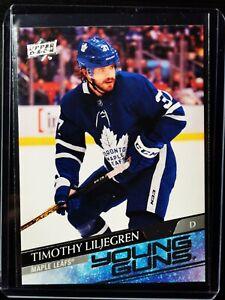 Timothy-Liljegren-Young-Guns-2020-21-Upper-Deck-248-Toronto-Maple-Leafs