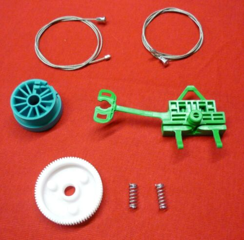 Pour Fiat Grande Punto Kit Réparation Lève-vitre avant Gauche