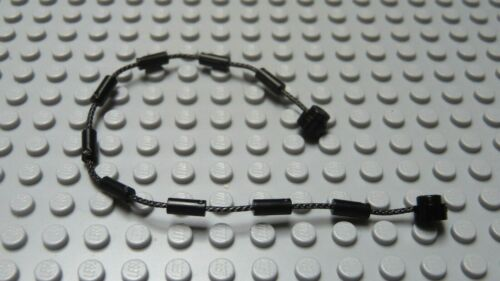 LEGO Rope String with End Studs 21L overall with Climbing Grips 10188 60130