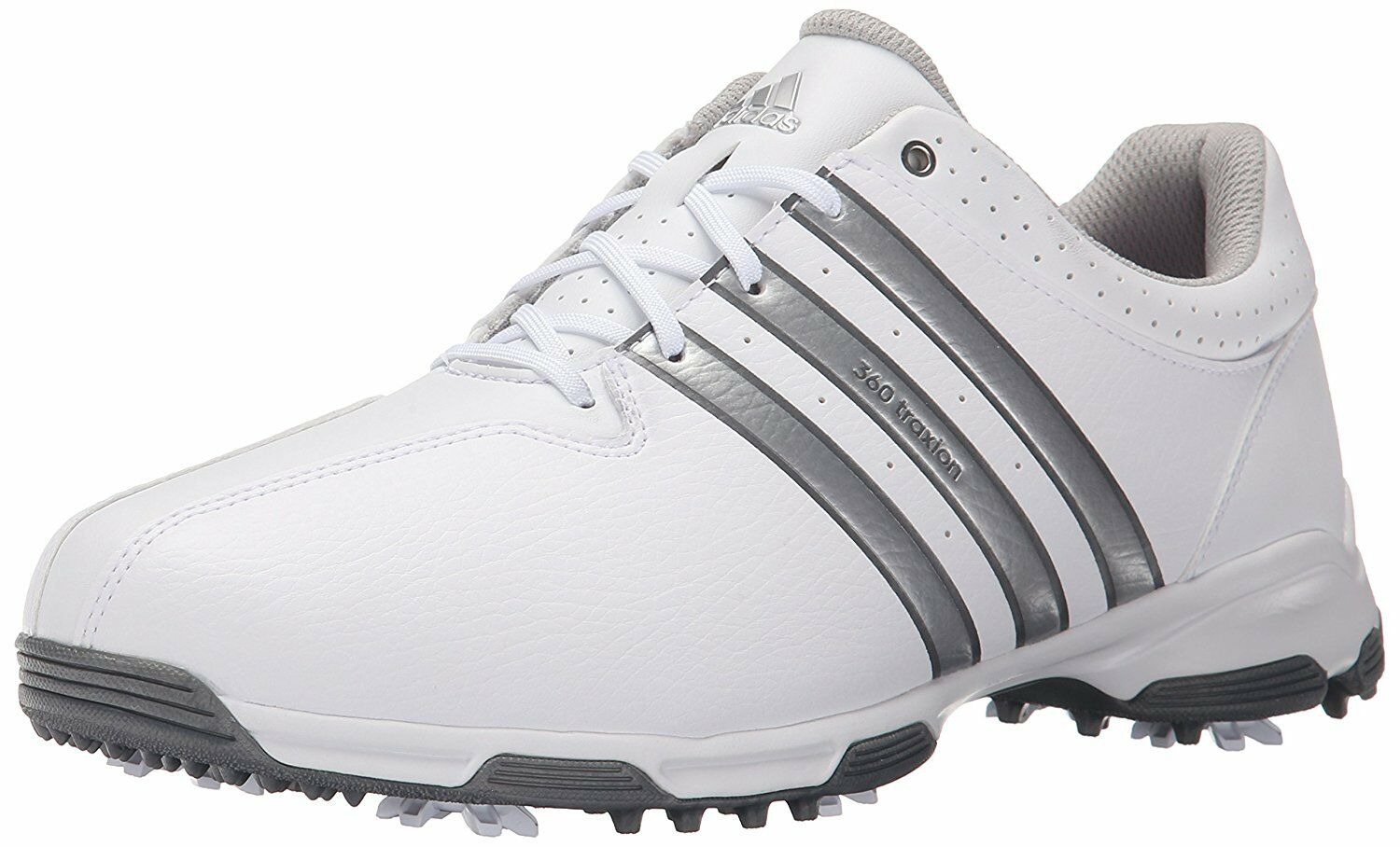 Adidas golf 360 traxion Uomo nwp-m Uomo traxion traxion nwp cleated - scegliere sz / colore. a0c636