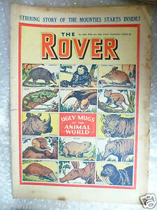 THE-ROVER-Comic-No-1288-4th-March-1950