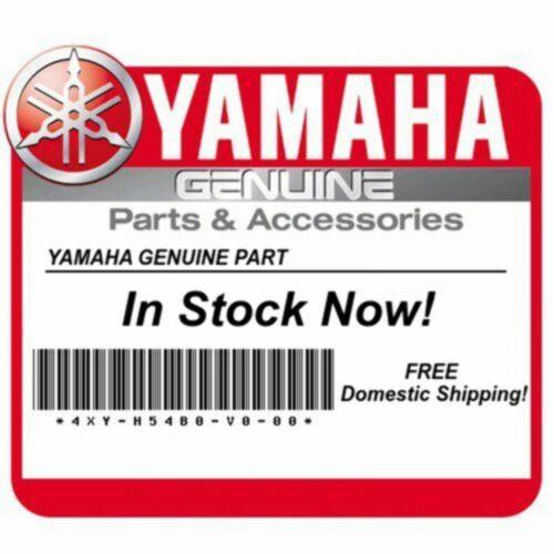 Yamaha OEM Needle Valve Set 11H-14107-18-00