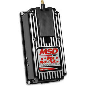 MSD-81063-Pro-Mag-12-20-Amp-Electronic-Points-Box-Black-NEW