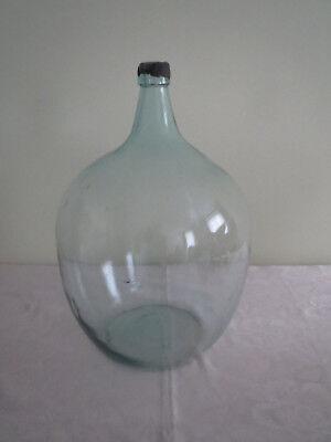 Alte Berufe Alter Weinballon 20 Liter Glasflasche Zum Wein Ansetzen Wbu7 GroßE Vielfalt