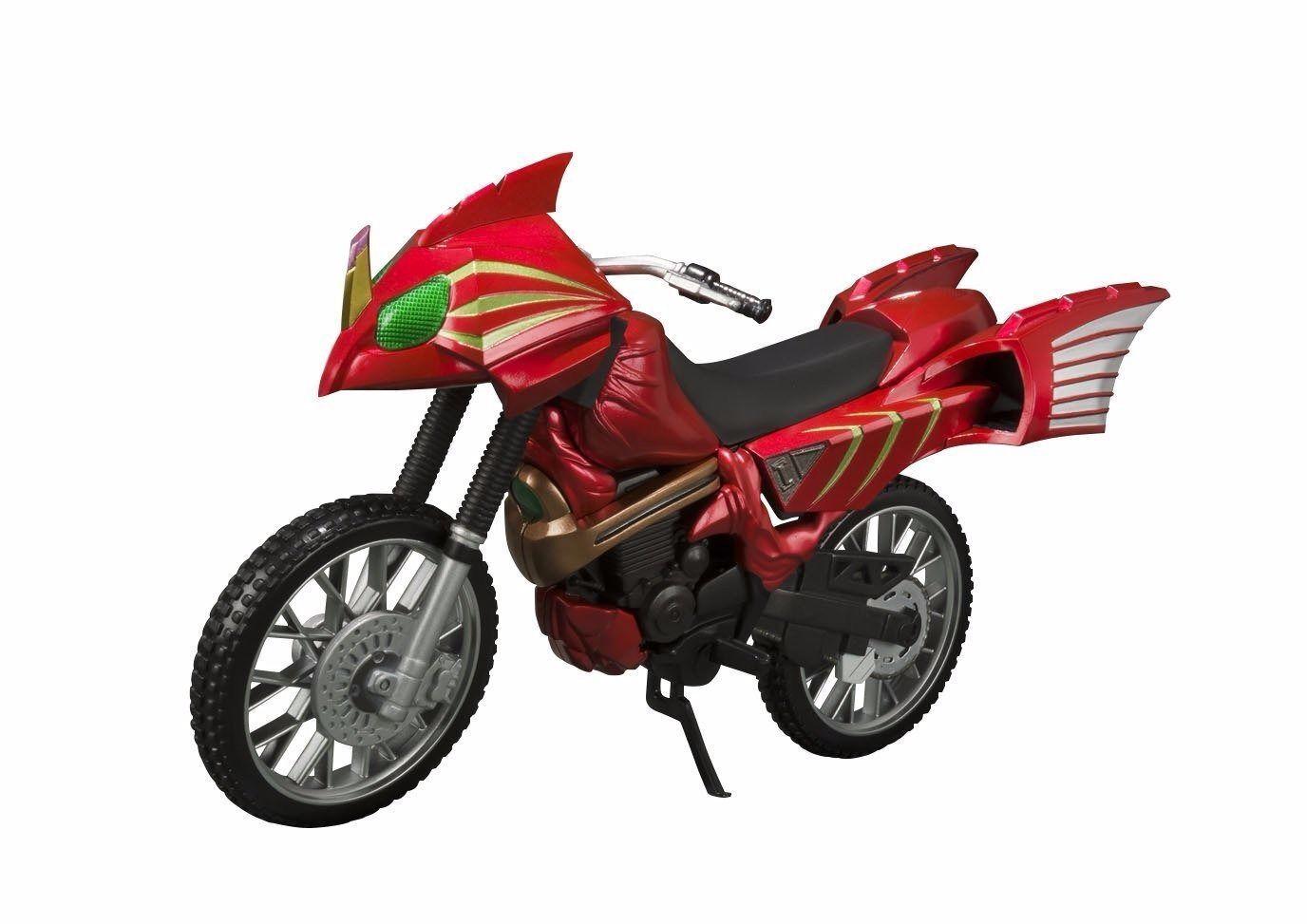 S.H.Figuarts Mascherato Kamen Rider Amazzoni Junglaider Action Figure Bandai