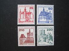 Berlin MiNr. 587-590 postfrisch (S 305)