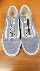 VANS Speckle Jersey Old Skool Blue