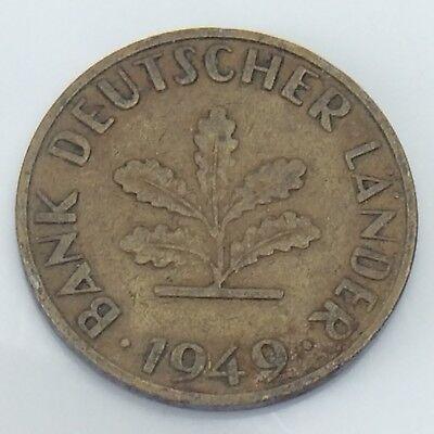 deutscher lander 1949 coin
