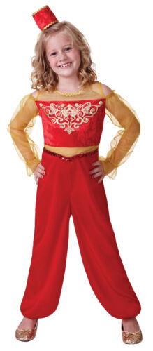 Arabian Boy Princess Costume Sultan Costume Garçons Filles Déguisement Livre Jour Kids