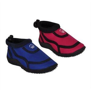 Aqua shoes wet kids boys girls childrens beach swim pool water shoes rock
