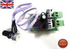 Speed Controls 12V-24V-36V 10A DC Motor Speed Control PWM HHO RC Controller