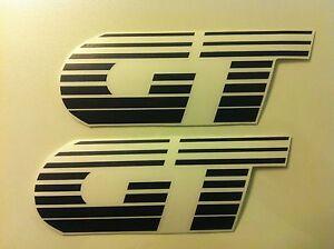 Stickers-autocollants-monogramme-Peugeot-205-GT-noir-black