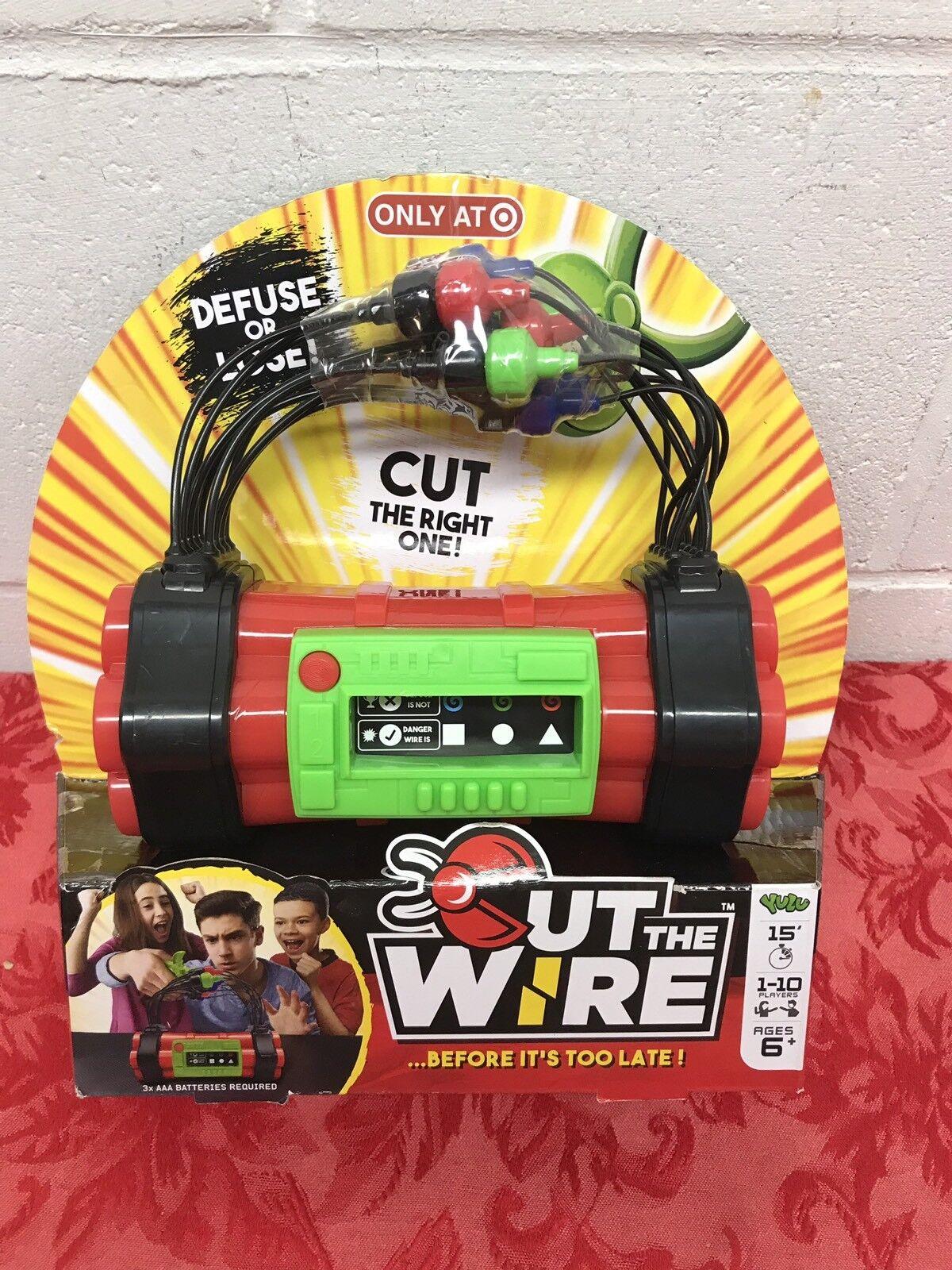 YULU Cut The Wire Family Puzzle gioco - CUT THE  WIRE Discontinued giocattolo  il prezzo più basso