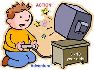 Action-Adventure-JEUX-adapte-pour-les-enfants-Choisir-console-et-jeu-de-la-liste