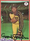 1978 Topps Grant Jackson #661 Baseball Card