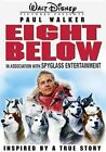 Eight Below 0786936709889 DVD Region 1
