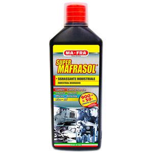 Mafra SUPER MAFRASOL Sgrassante Tecnico Professionale Industriale Officina 900ml