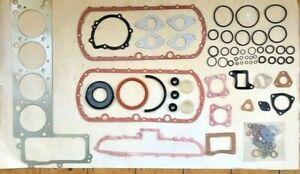 ROVER-P6-2000-SINGLE-CARB-FULL-ENGINE-GASKET-SET-601531-NEW-NOS-GENUINE-ROVER